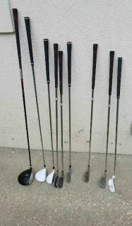 2017 TOP FLIGHT GOLF SET, USED, GREAT BEGINNER, GREAT CONDITION
