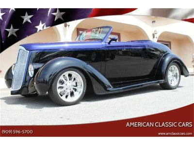 1936 Plymouth Roadster