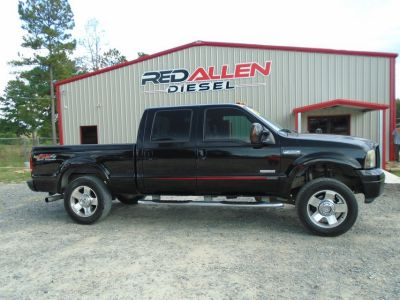 2007 Ford F 250 Lariat Outlaw Edition