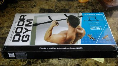 3-In-One Workout Bar by Fitness Gear