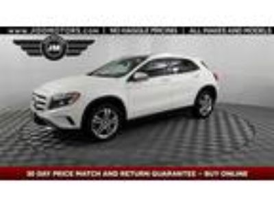 Used 2016 Mercedes-Benz GLA Cirrus White, 36.6K miles
