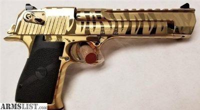 For Sale: Magnum Research Desert Eagle Tiger 357 Mag (NIB)
