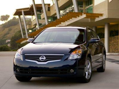 2008 Nissan Altima 2.5 S (Gray)