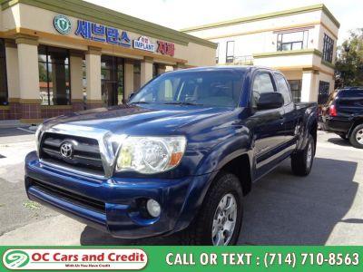 2008 Toyota Tacoma PreRunner V6 (Blue)