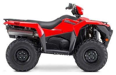 2019 Suzuki Motor of America Inc. KingQuad 500AXi Power Steering Utility ATVs Winterset, IA