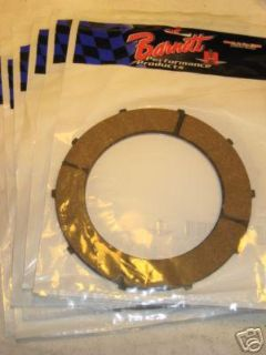 Buy Barnett clutch FRICTION PLATE set 6 plates Triumph BSA drive plate set 522 motorcycle in Canyon Country, California, US, for US $76.00