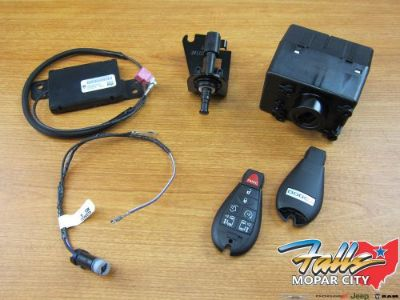 Find 2012-2014 Dodge Grand Caravan W/ Remote Sliding Door Remote Start Kit Mopar OEM motorcycle in Cuyahoga Falls, Ohio, United States, for US $249.95