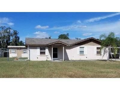 3 Bed 1 Bath Foreclosure Property in Plant City, FL 33563 - W Risk St