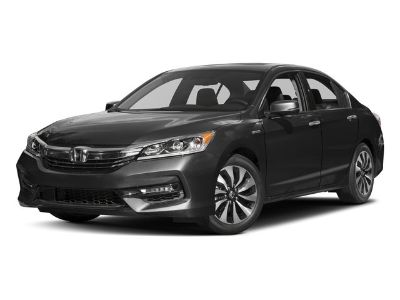 2017 Honda Accord Hybrid EX-L (White)