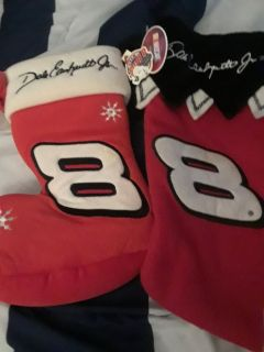 2 Dale Earnhardt jr stockings