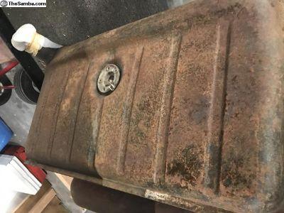 Original Fuel Tank 61-67