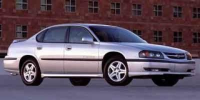 2004 Chevrolet Impala LS (Medium Gray Metallic)