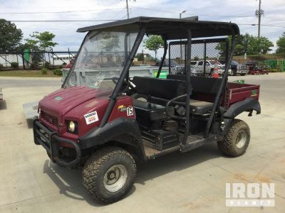 2013 Kawasaki KAF950G 4x4 Utility Vehicle