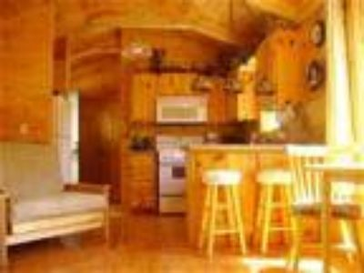 Sweet Briar Log Cabin - Cabin