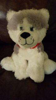 Puppy and horse stuffed animals lot