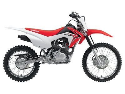 2016 Honda CRF125F (Big Wheel) Competition/Off Road Motorcycles Albemarle, NC