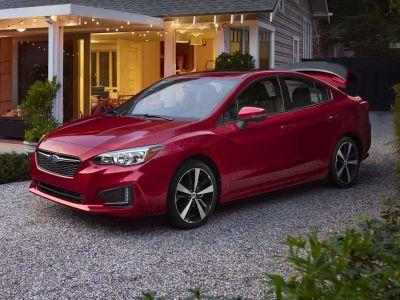 2019 Subaru Impreza 2.0i Sport (Ice Silver Metallic)