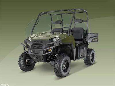 2009 Polaris Ranger XP Side x Side Utility Vehicles Weedsport, NY