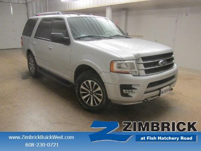 2017 Ford Expedition XLT 4x4 (Ingot Silver)