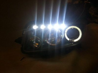 Find 08-10 SCION XB HALO LED PROJECTOR BLACK motorcycle in Upland, California, US, for US $100.00