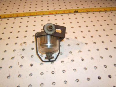 Purchase BMW1968 2002 COUPE inline clear Fuel FILTER 1 housing,354392, Carburetor models motorcycle in Rocklin, California, United States, for US $105.00