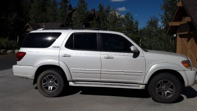 Toyota Sequoia 2006 Limited XLT