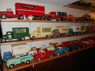Tonka, Nylint, Structo, Tru-Scale Any Pre 1970 Boys Toys Wanting to Buy!!