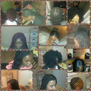 hairstylist(hair braiding )