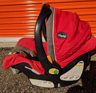 Chicco Car Seat (optional base not included)