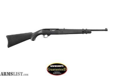 For Sale: Ruger 10/22 Carbine W/ LaserMax Laser - New in Box - Ruger 11129