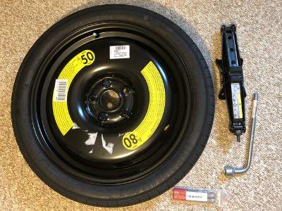 FS: Golf R Spare Tire Kit - Location: SE PA