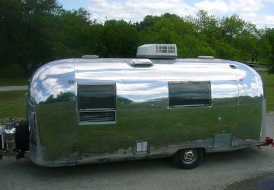 1967 Airstream Safari