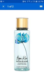 Looking for Victoria's Secret Aqua Kiss water blooms mists or lotions