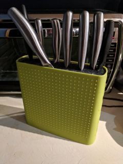 Bodum knife block