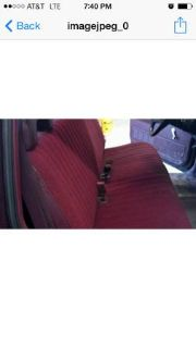 88-98 Chevy Truck Bench Seat