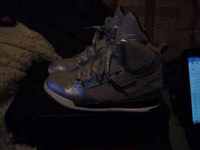 Girls Air Jordans size 6
