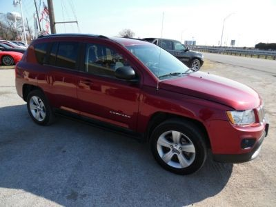 2011 Jeep Compass FWD 4dr Latitude