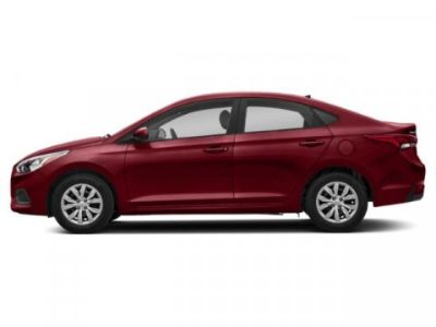 2019 Hyundai Accent SE (Pomegranate Red Metallic)