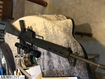 For Sale: Bushmaster hbar 20 ar15
