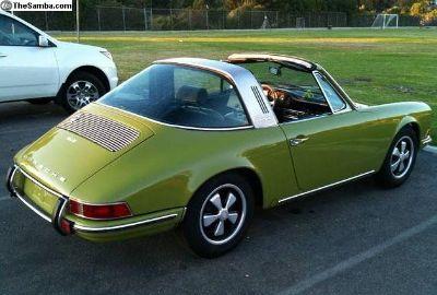 [WTB] Porsche 912 or pre-1974 911