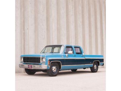 1977 Chevrolet C20 Silverado
