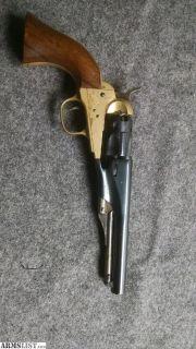 For Sale: .36 CVA Police Pocket Revolver replica