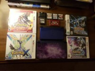 3DSXL and DS LITE