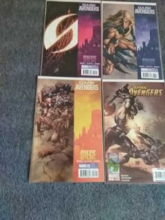 Dark Avengers comics $2 each