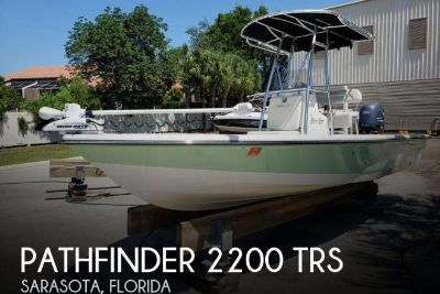 2012 Pathfinder 2200 TRS