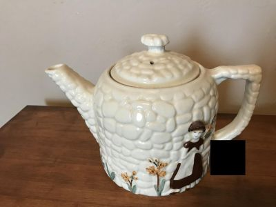 Adorable Old Teapot