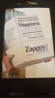Happiness-a path to profits, passions & purpose