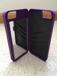 Purple iPhone 5s/SE case
