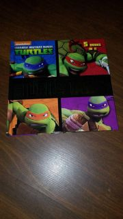 $3 new TMNT 5 in 1 epic turtle tales