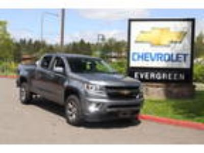 2019 Chevrolet Colorado, new